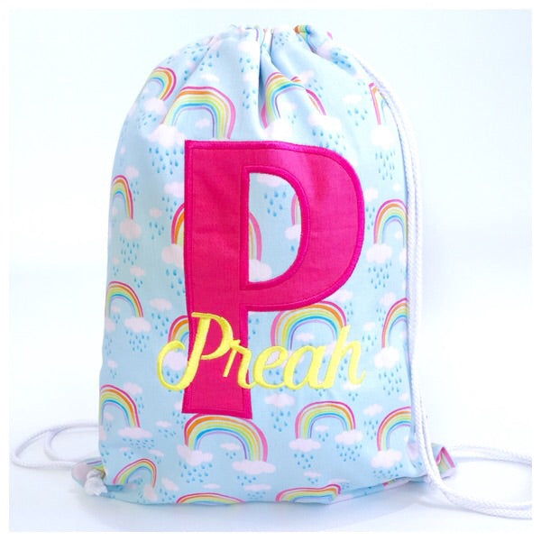Rainbows Library Bag