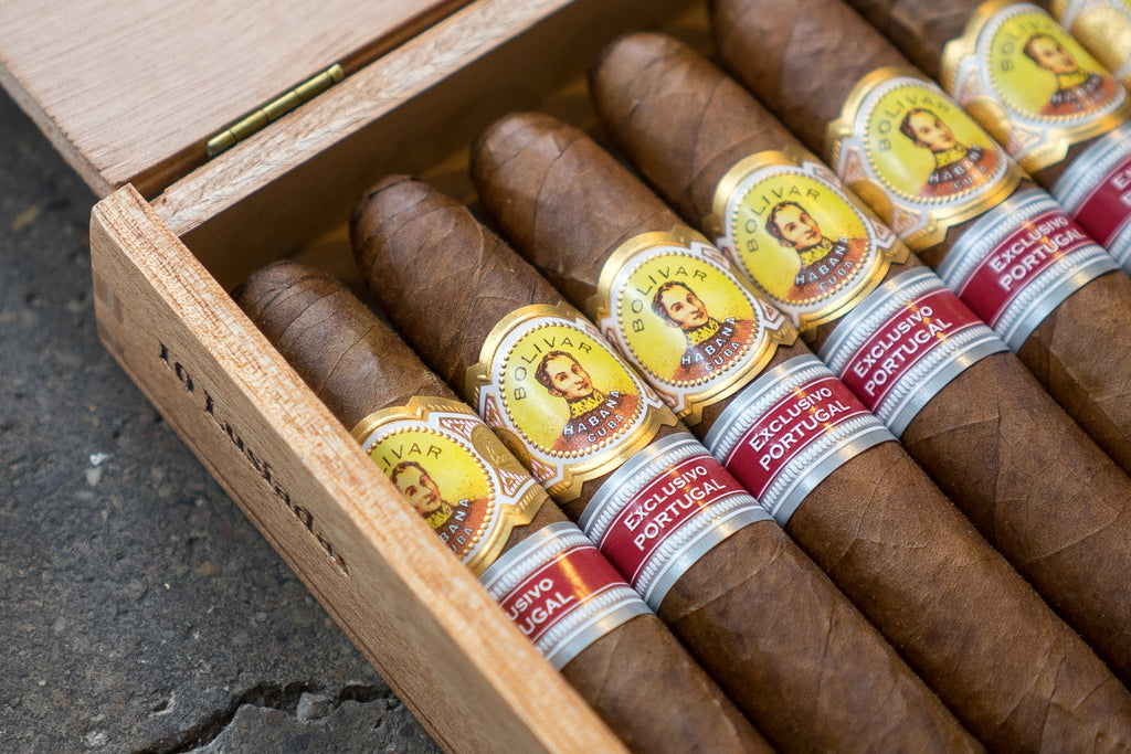 The Story Behind Bolívar Cigars