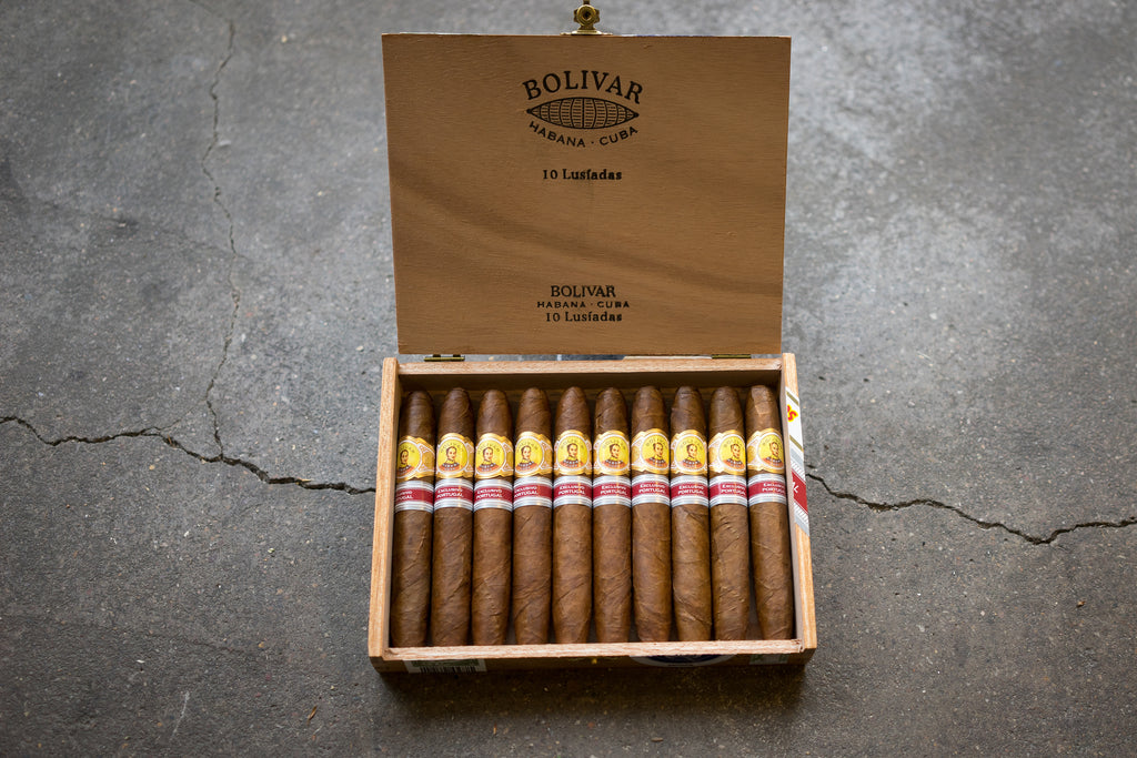 Bolivar Cigars: Powerful History Behind the Brand