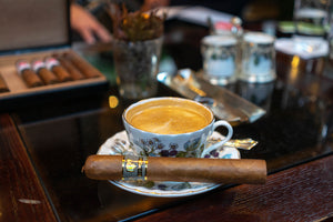 Cuban Coffee: Cigars' Best Friend