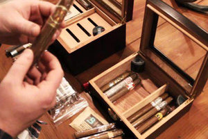 7 Common Humidor Problems and How to Fix Them?