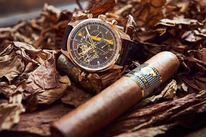 Cigars and Watches: A Match Made in Heaven
