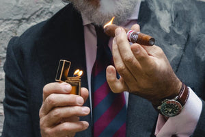 S.T. Dupont Spotlight: The Perfect Luxury Gifts for Cigar Aficionados
