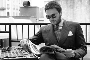 Interview with Fabio Attanasio: Creator of The Bespoke Dudes