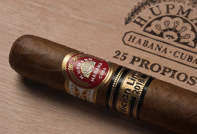 Habanos Limited Edition Cigars for 2018