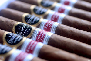 La Escepcion Selectos Finos Cigar: An Italian Exclusive