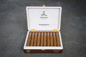 Montecristo Cigars: Astonishing History Behind the Brand