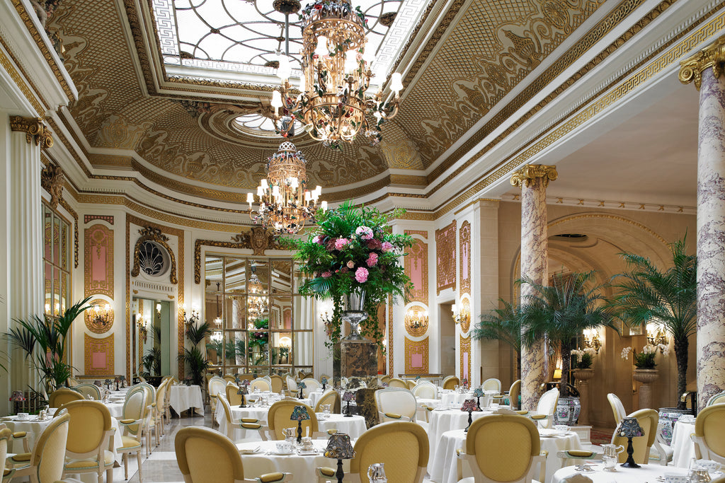 Exclusive Tour Inside The Ritz London & Cigar Lounge