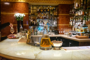 Wo rauchen: Die Ritz London Cigar Sampling Lounge