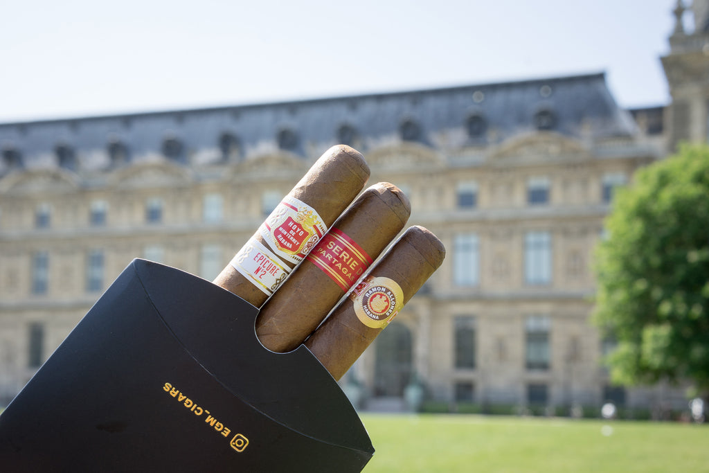 Luxury to Own: Cuban Cigar Samplers