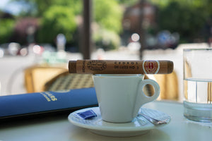 The Secret Rules to Cigar Smoking in Public