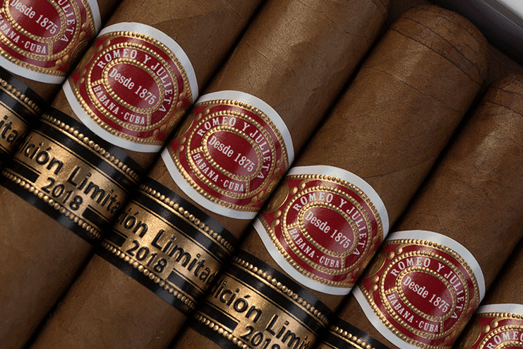 Romeo y Julieta Tacos Edición Limitada 2018: The Wait is Over
