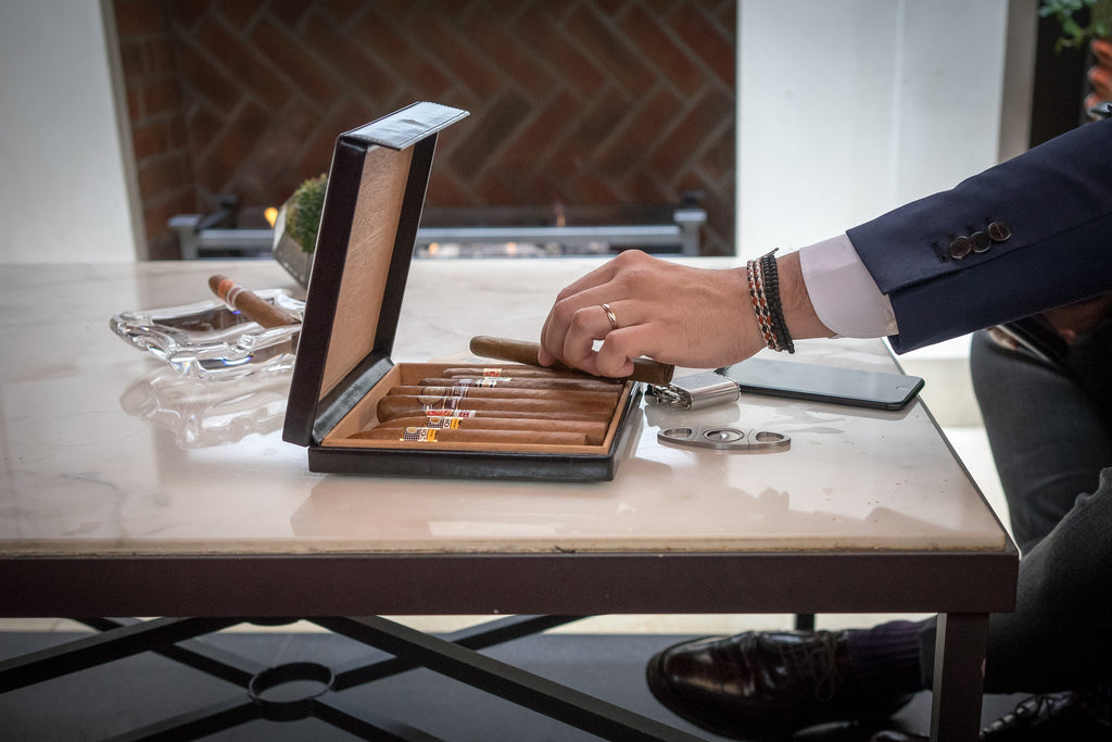 Cigar Accessories: As Essential as Your Cigar