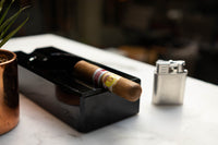 The Stress Relieving Properties of Smoking Cigars