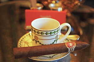 Best Cigars and Tea Pairings with World Habanosommelier