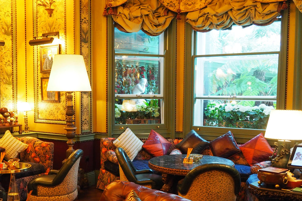 Cigar Sanctuary - How to create the consummate home smoking lounge