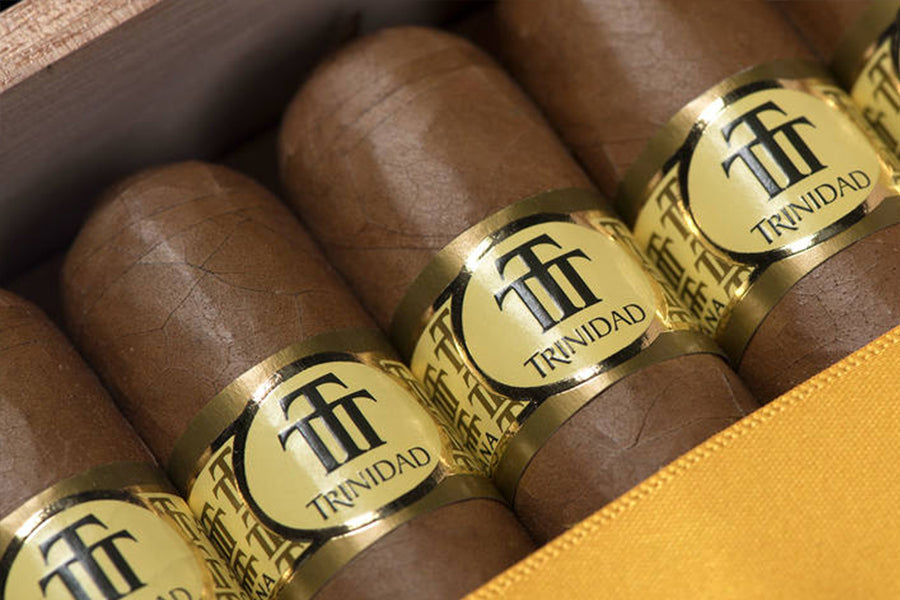 Trinidad Cigars Celebrates 50th Anniversary with 3 New Cuban Cigars