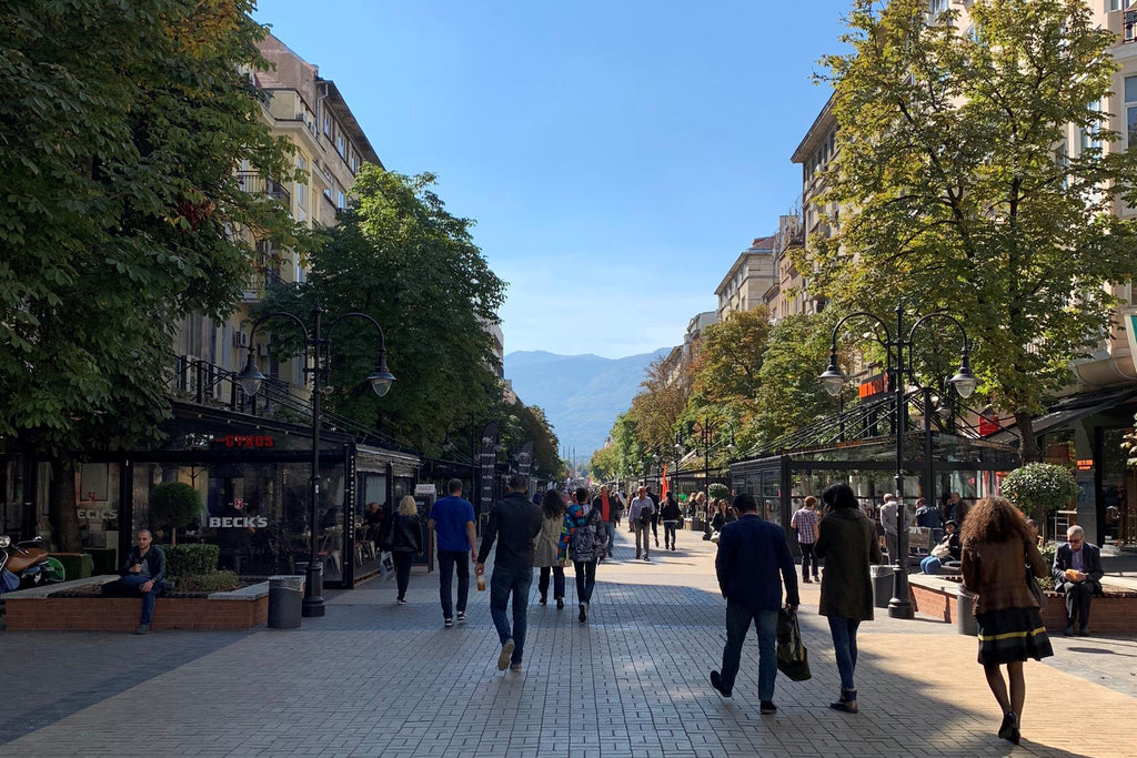 24 Hours in Sofia: Restaurants and Cigar Lounges