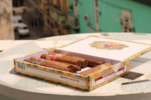 A Captivating Love Story: Romeo y Julieta Cigars