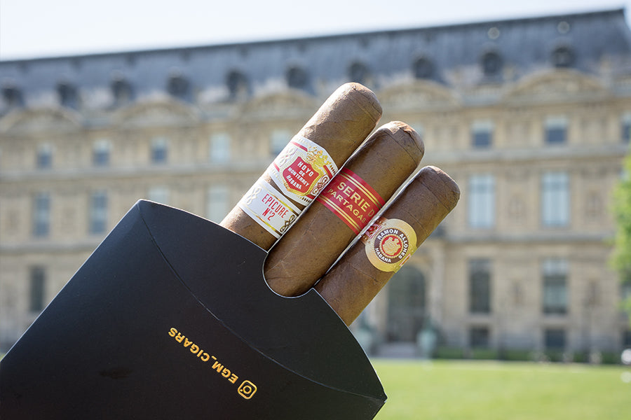 Why You Should Try Cigar Samplers