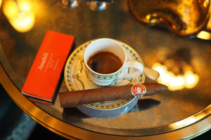 International Coffee Day: The Best Cuban Cigars to Pair with Coffee