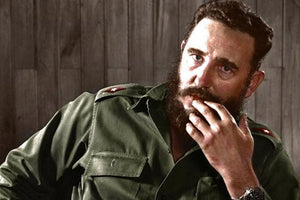 Famous Cigar Smokers: 6 Fun Facts About Fidel Castro