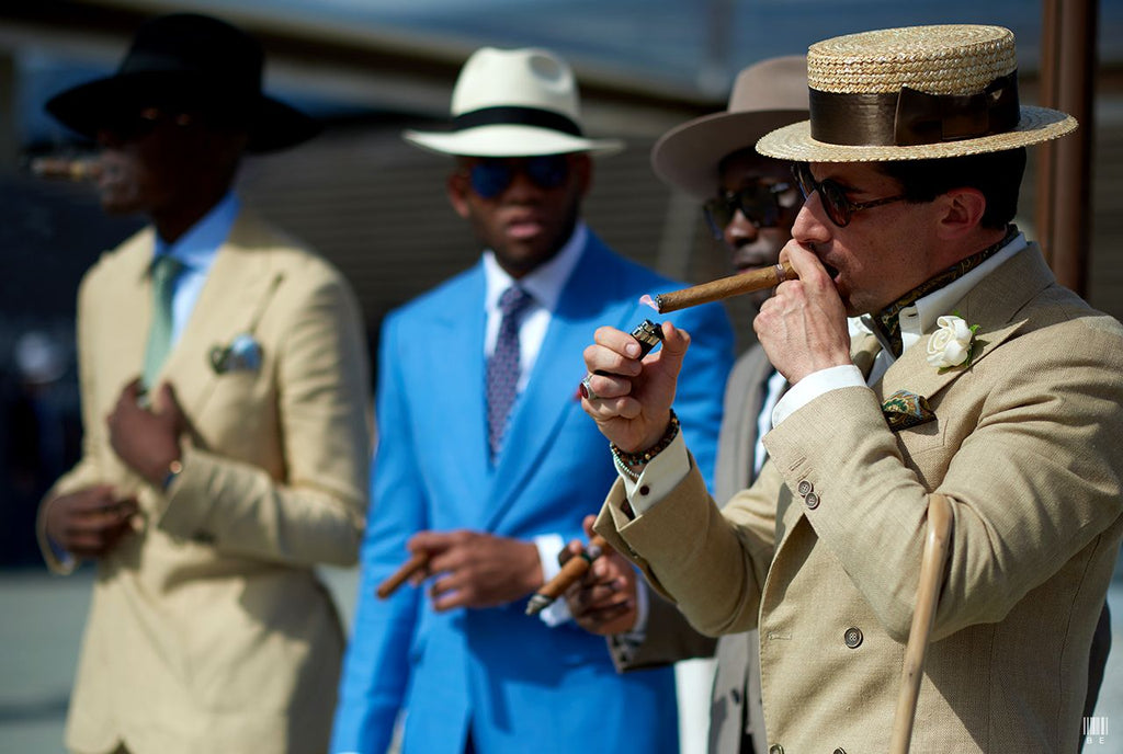 Pitti Uomo: Cuban Cigars, Craftsmanship, and Style