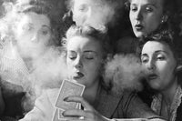 Female Cigar Smokers: How They Broke Taboo