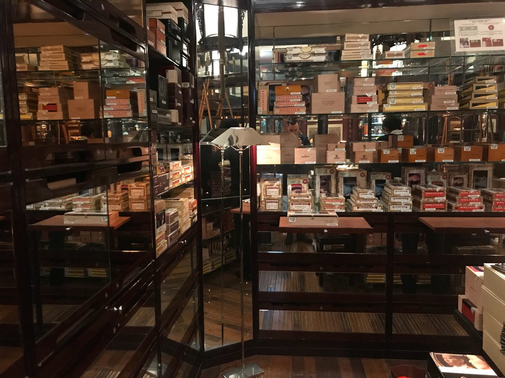 Hongkongs beste Cigar Divans: Ein Review EGM BLOG