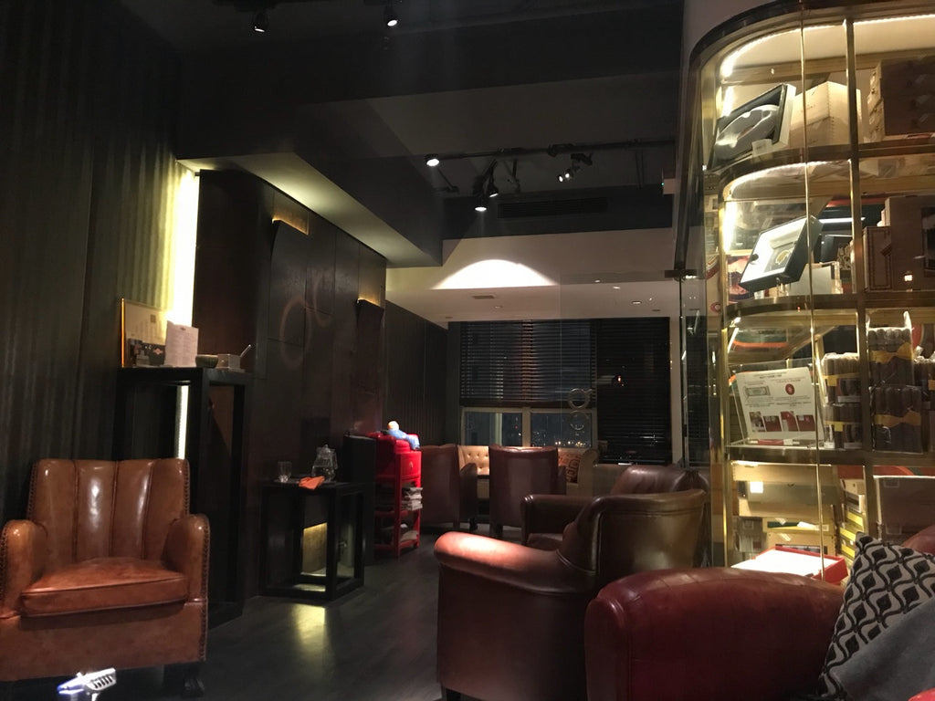 Hong Kong's Best Cigar Divans: A Review EGM BLOG
