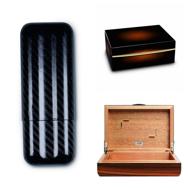 Cigar Accessories - Humidor and Cigar Case - EGM Cigars