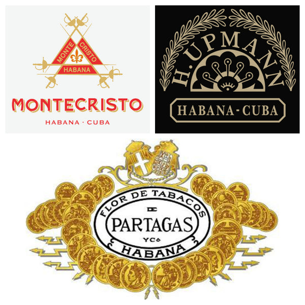 Cuban Cigar Band Logos - EGM Cigars