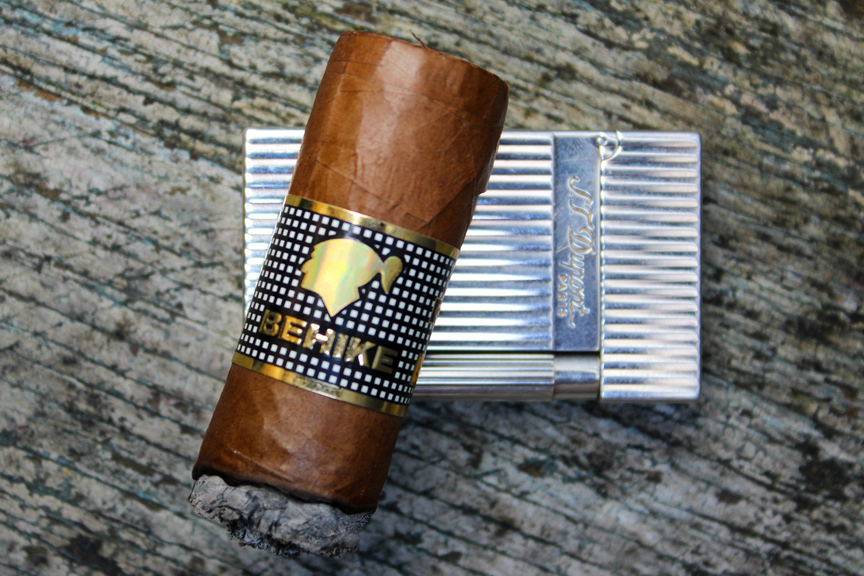 The end of the Cohiba Behike 56