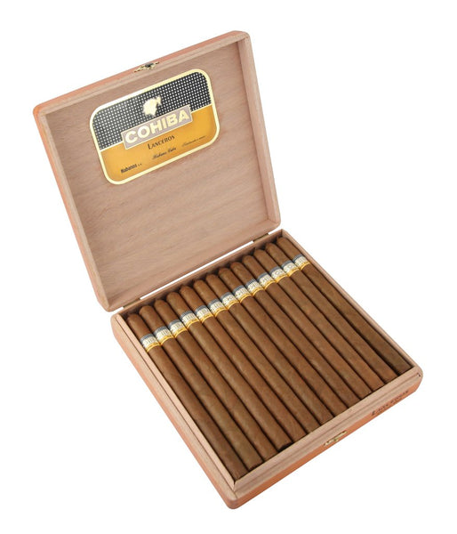 Image of the Cohiba Lancero Cigar For Sale online
