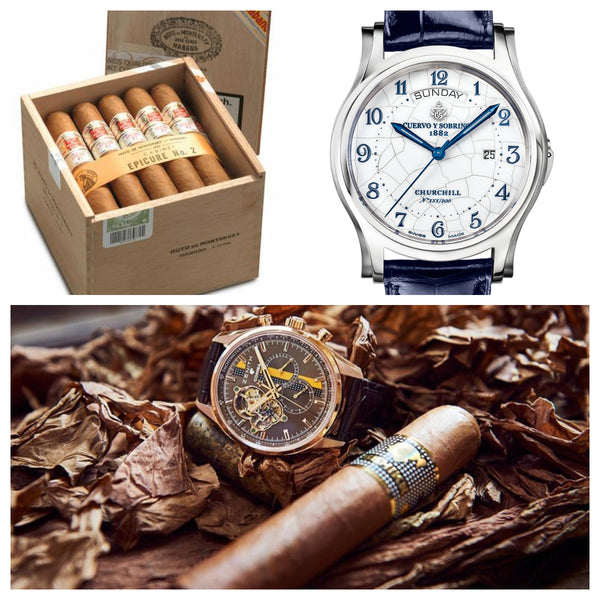 Cuban Cigars - watches - EGM Cigars