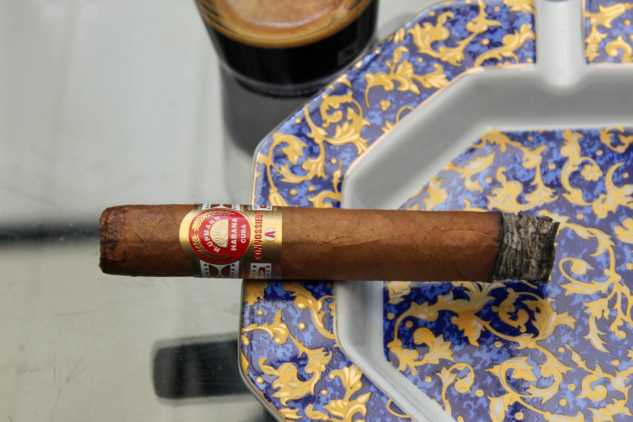Up to 90 minutes of enjoyment from the H Upmann Connossieur A
