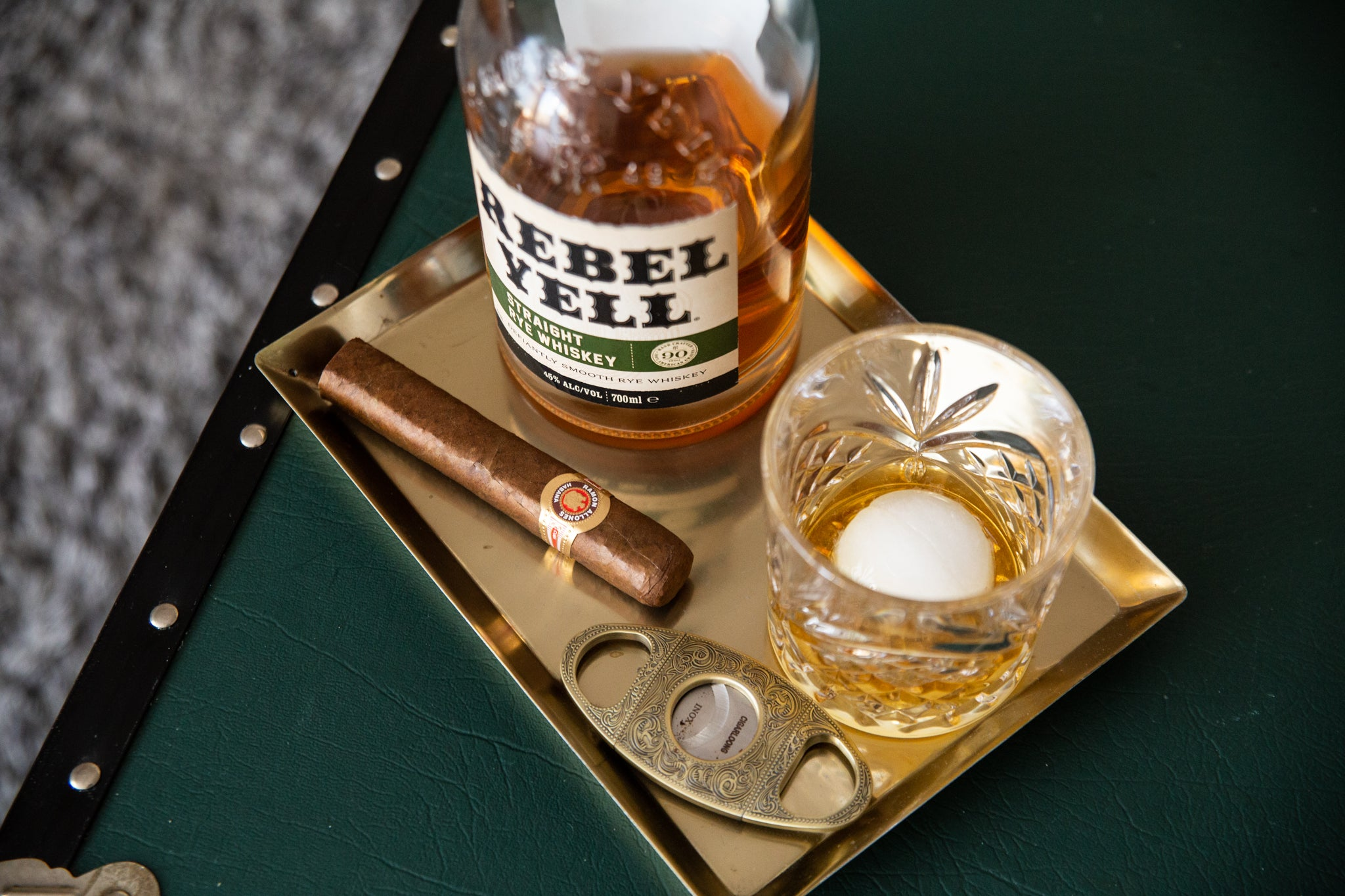 Rebel Yell x Ramon Allones Specially Selected - EGM Cigars