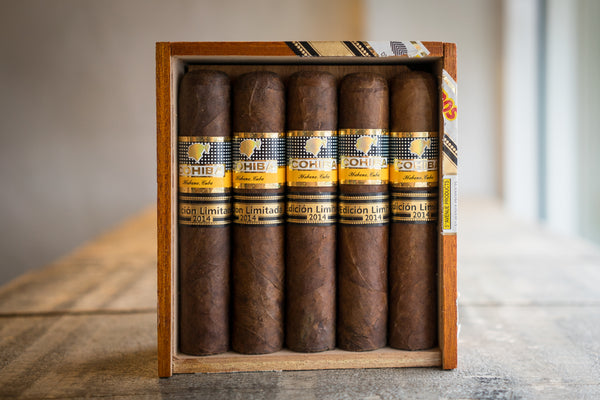 Limited Edition Cigars from EMG Cigars