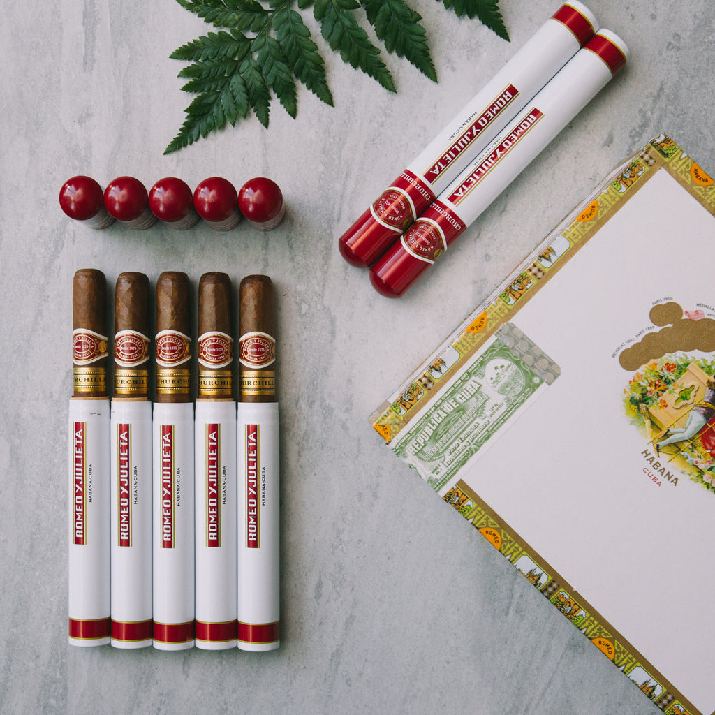 Image of the Romeo y Julieta Churchill cigar for sale online