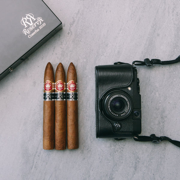 Cuban Cigars Instagram Photographer