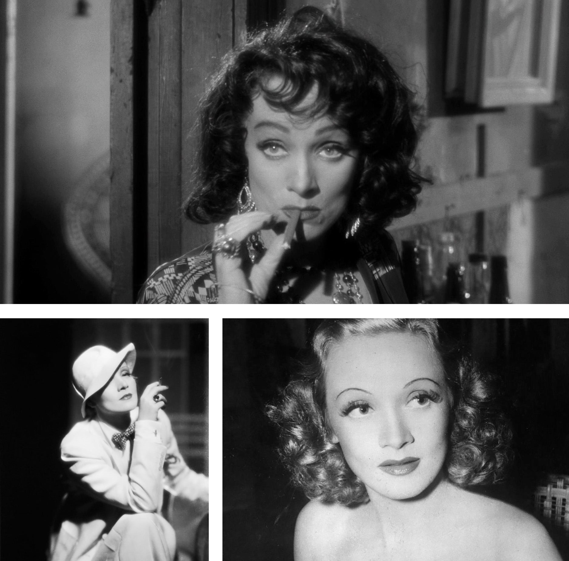 Female cigar smokers marlene dietrich EGm Cigars