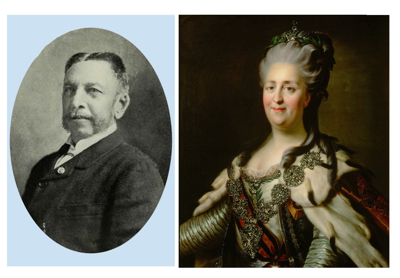 Gustave Bocke & Catherine the Great - Possible creators of the cigar band