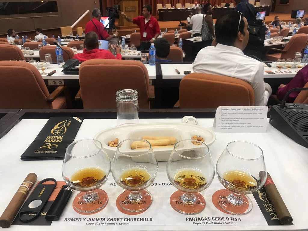 20th Habanos Festival: Day 2- Wednesday 28th February 2018