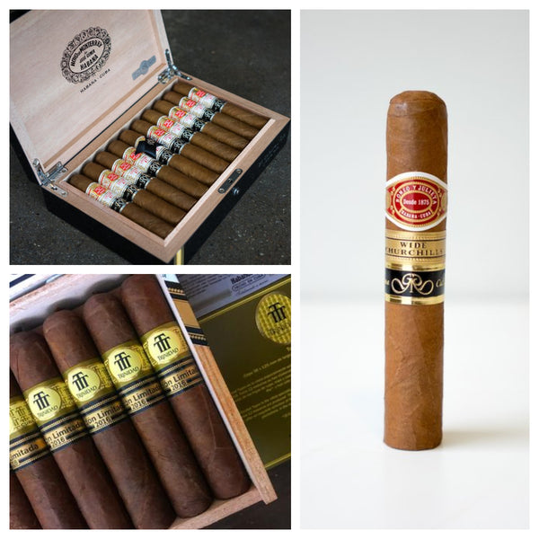 Limited Edition Cuban Cigars for sale - EGM Cigars