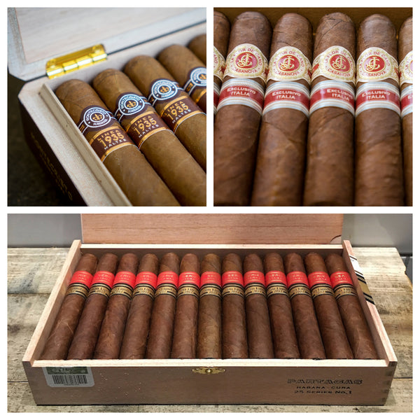 Limited Edition and Regional Edition Cigars - EGM Cigars