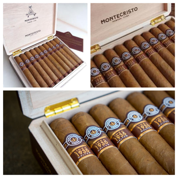 Montecristo Linea 1935 Cigars for sale - EGM Cigars