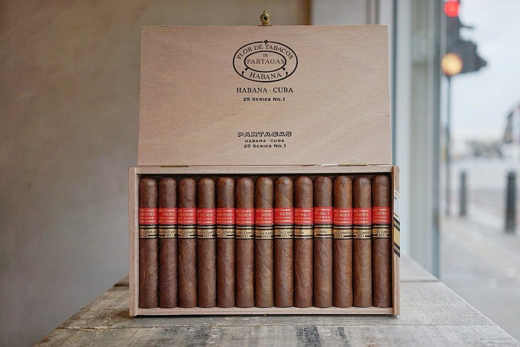 Partagas Series No.1 Cigar For Sale Online