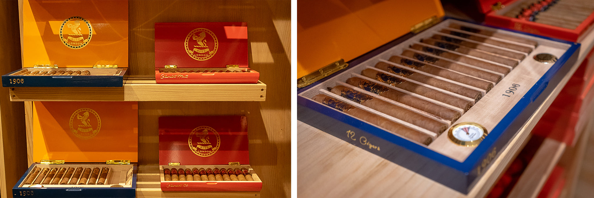 Ritz London Cigars - EGM Cigars