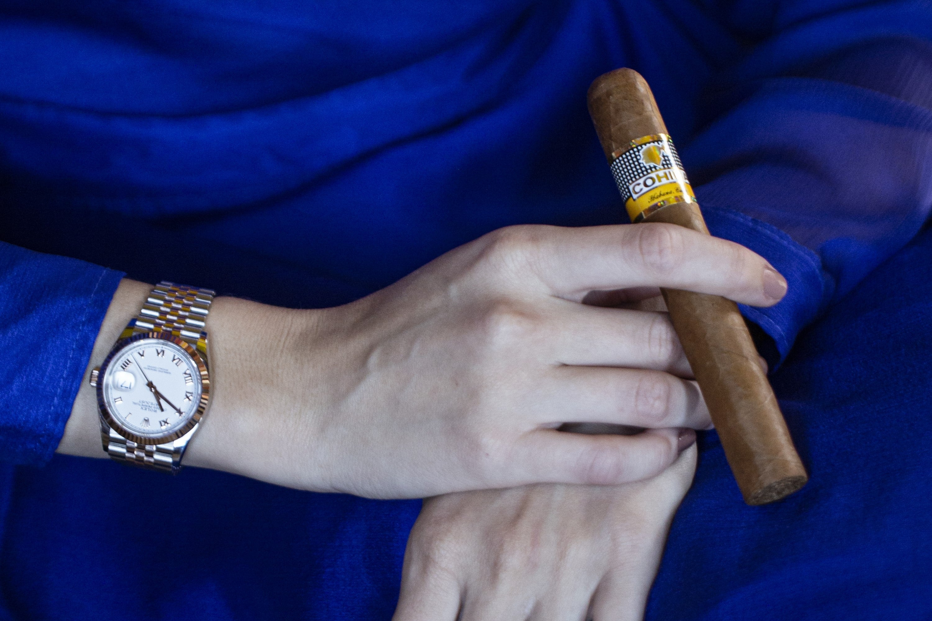 The Cohiba Siglo VI is an extremely popular cigar.