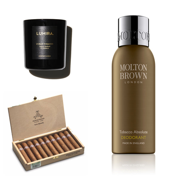 Tobacco Scented Products - EGM Cigars